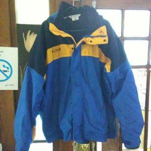 Mens XL Columbia jacket and L snow pants